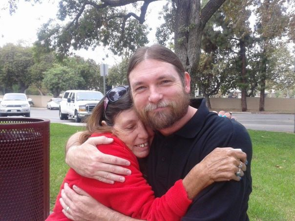 Sean Gosney and Mom