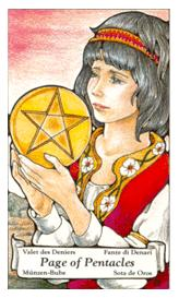 Page of Pentacles
